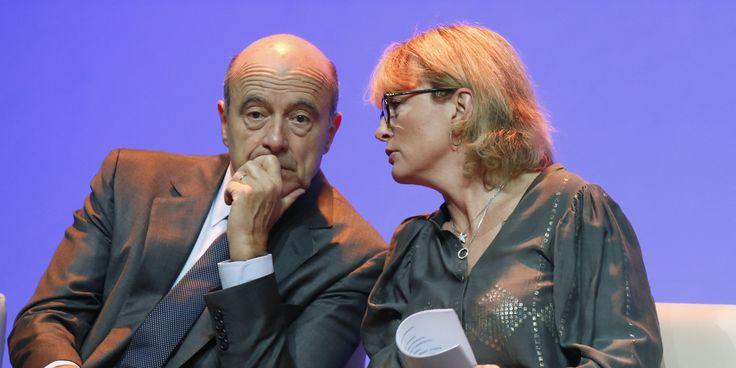 France. Claude Chirac n'exclut pas de s'engager pour la présidentielle de 2017 auprès d'Alain Juppé. Septembre 2014.