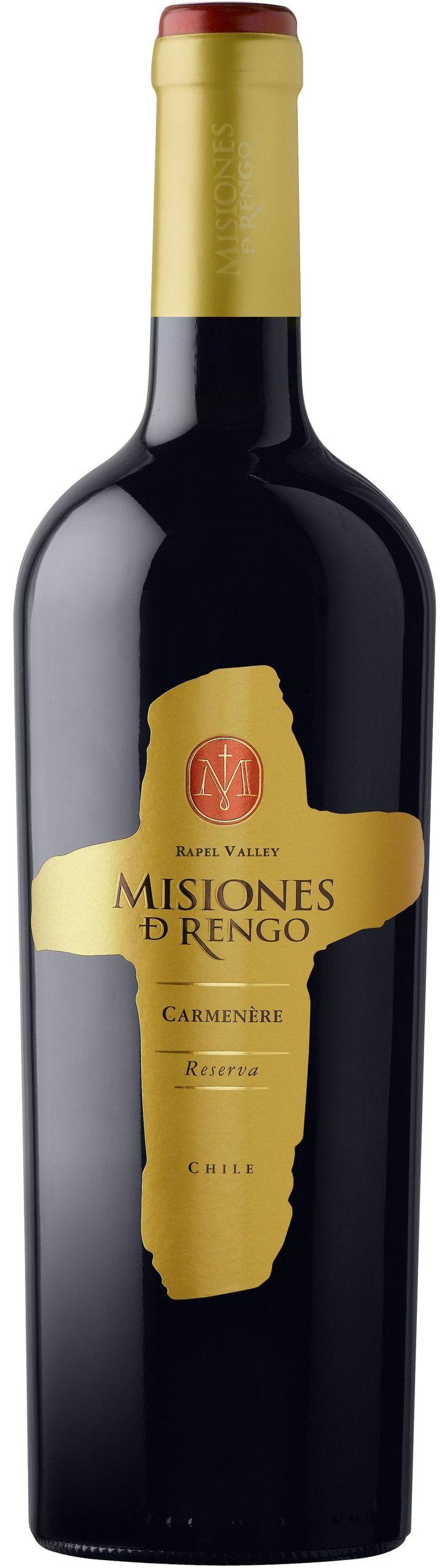 #wijn #misionesderengo #carmenere http://www.wijnplaza.be/misiones-di-rengo-carmenere-reserva-chili.html