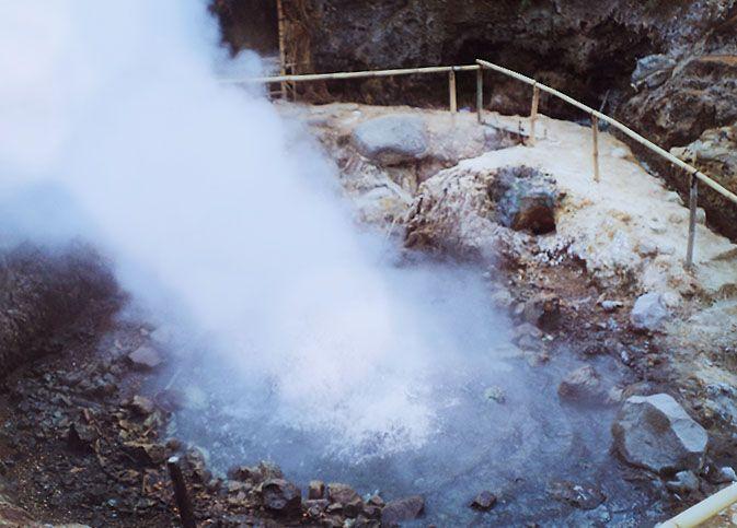 Candradimuka Crater