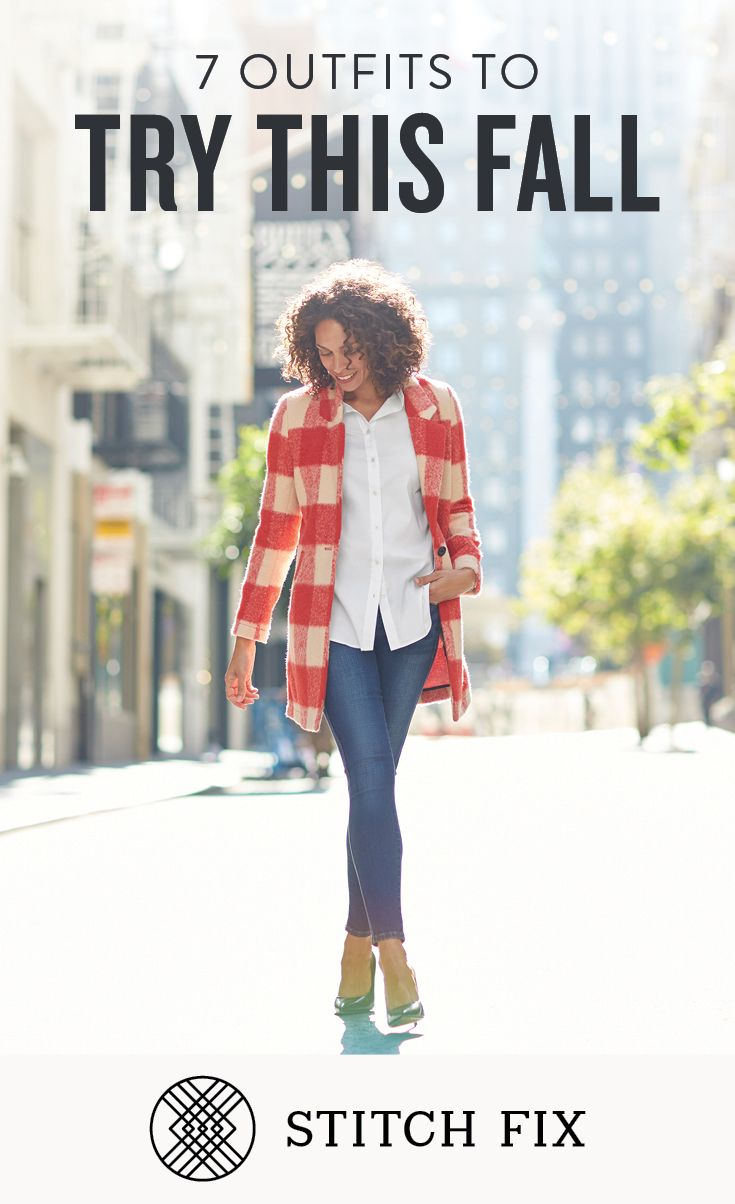 Here's our guide to Stitch Fix fall style.