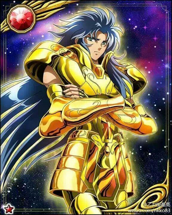 Saga - Saint Seiya