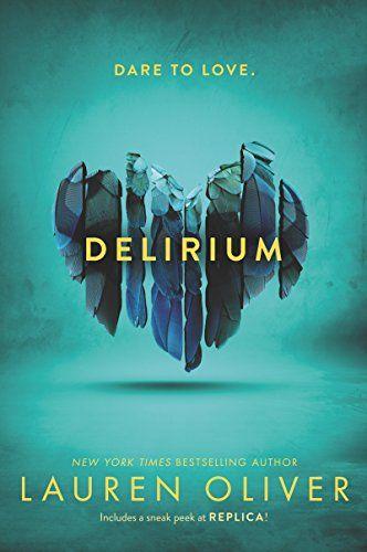 #CoverReveal: Delirium (Delirium #1) - Lauren Oliver, pb design