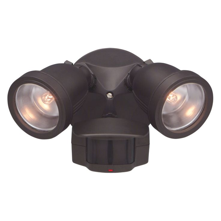 Designers Fountain Outdoor PH218S Area and Security 180 Degree Motion Detector Light - PH218S-06