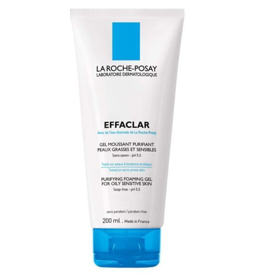 La Roche-Posay Effaclar Purifying Cleansing Gel 200ml - Boots