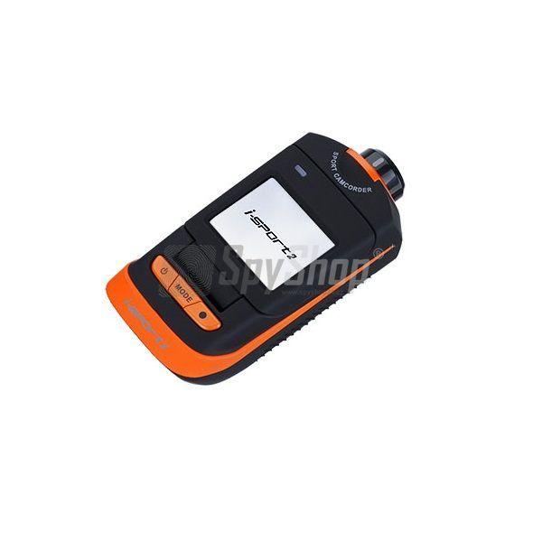 Sportovní Full HD kamera s podvodním pouzdrem - model iSport2