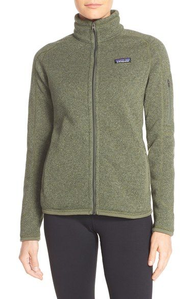 Patagonia 'BetterSweater' Jacket available at #Nordstrom