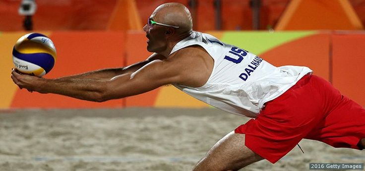 U.S. Olympic Team @TeamUSA  Aug 13 .@PhilDalhausser and @NicklucenaFSU shut out Austria and advance to the quarterfinal round!  http://go.teamusa.org/2b2OwZL