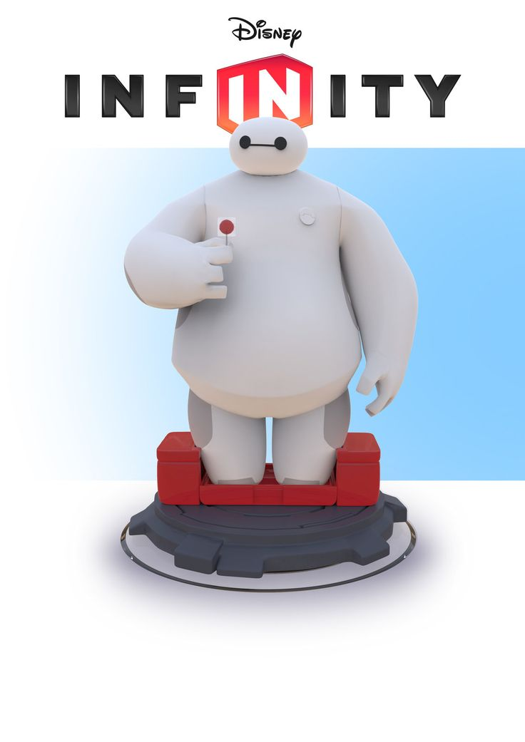 Baymax - Disney Infinity Custom, Emerson ëCello on ArtStation at https://www.artstation.com/artwork/Pen1n