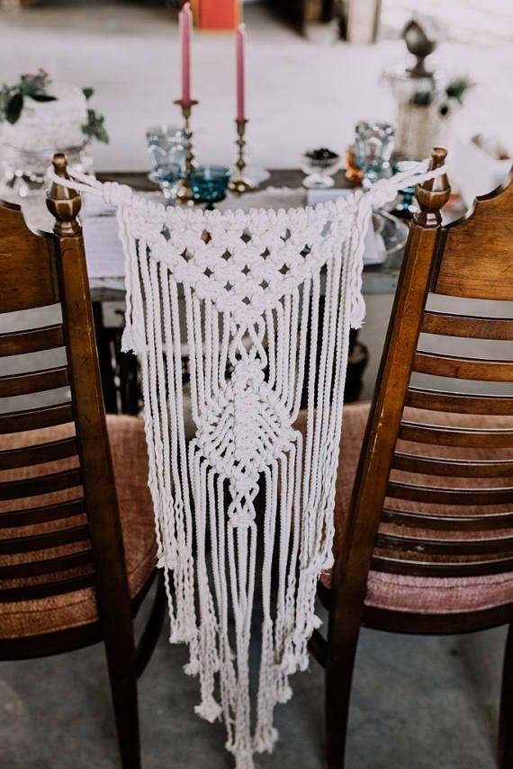 25 Unique Macrame Chairs Ideas On Pinterest Textile