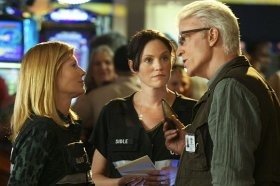 I like Ted Danson on CSI. I think he is a good fit and I am looking forward to seeing the new season.