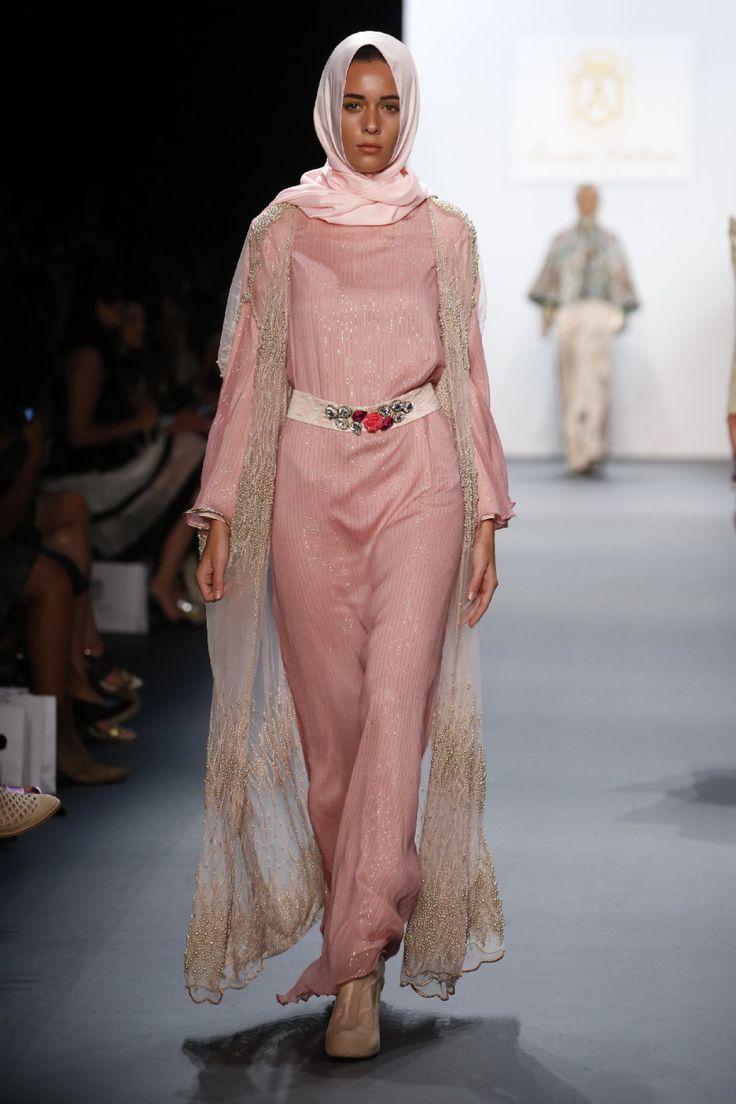Anniesa Hasibuan September 2016 at New York Fashion Week. #NYFW