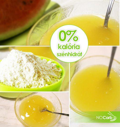 A kalória- és szénhidrátmentes desszert NoCarb konjac liszt felhasználásával: NoCarb gyümölcszselé | Klikk a képre a hozzávalókért/receptért!