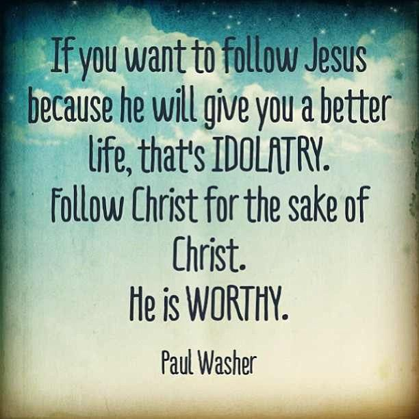 Don't be lead into Idolatry by Those preaching another Jesus! ( Health, wealth, prosperity, word-faith teachers are preaching another Jesus!)