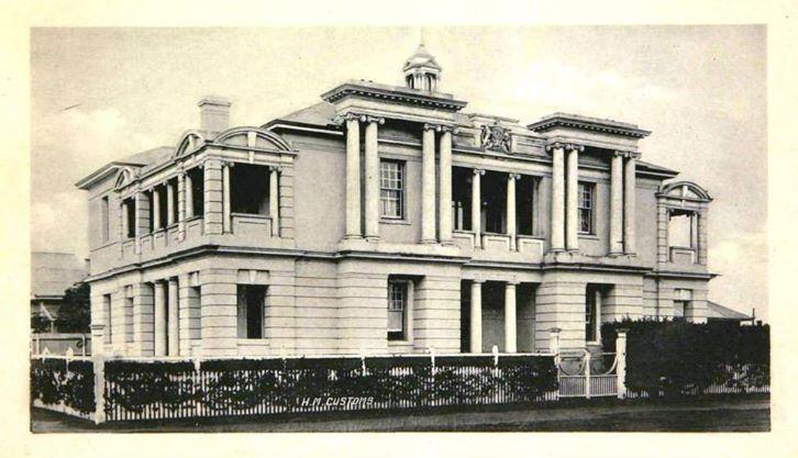 H.M.Customs Bundaberg 1900