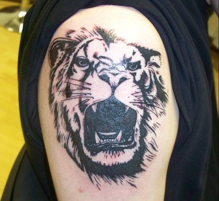 114 Best Leo Tattoos Images On Pinterest