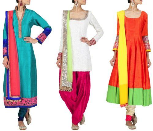 viyahshaadinikkah:  Anarkali & Salwar-Kameez designs by Manish Malhotra