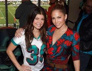 Fergie n J.Lo