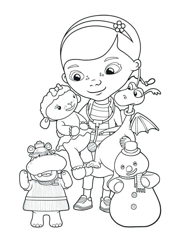 Wonderful Doc Mcstuffins Color Page Doc Color Pages Doc Like To Help In Doc C Doc Mcstuffins Coloring Pages Disney Coloring Pages Kids Printable Coloring Pages