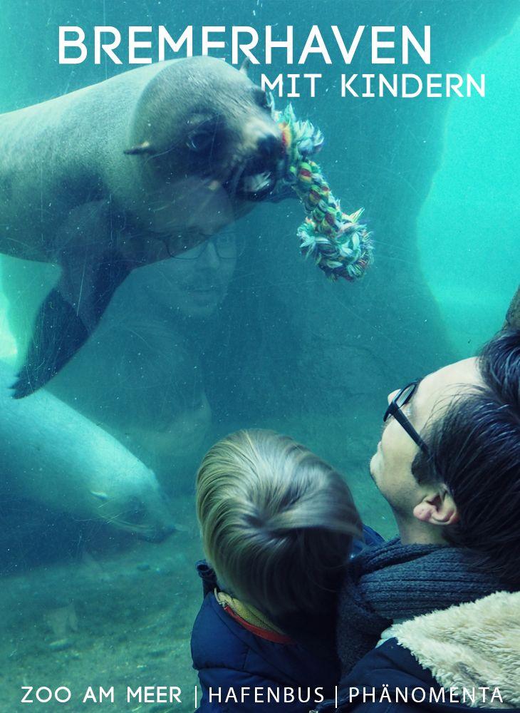 Was man so alles mit Kindern in Bremerhaven erleben kann... #zoo #eisbären #hafen #reisenmitkindern #wochenende