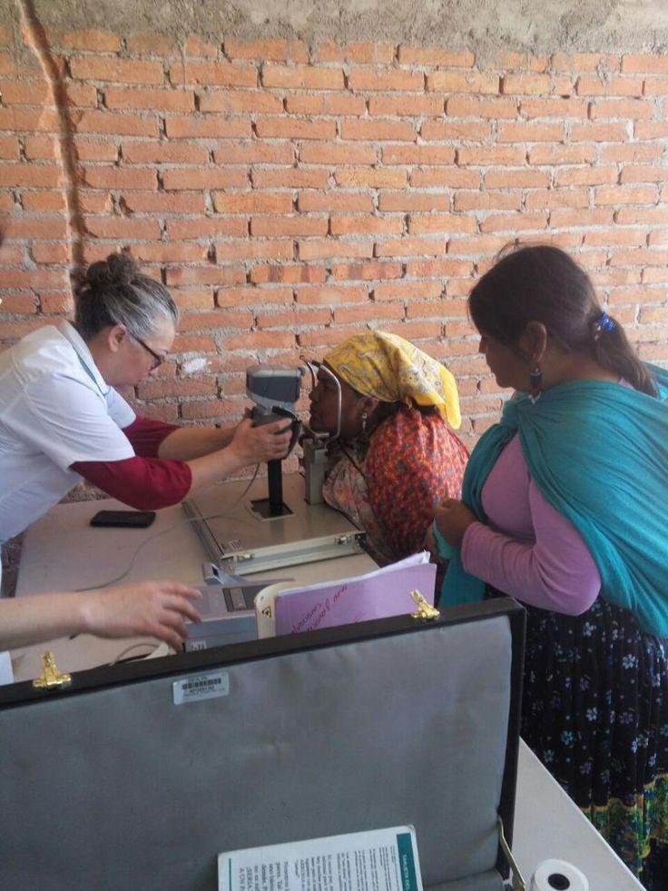 Benefician Desarrollo Social, Sofi y fundaciones Devlyin e Index a 560 personas con Ver bien, para aprender mejor | El Puntero