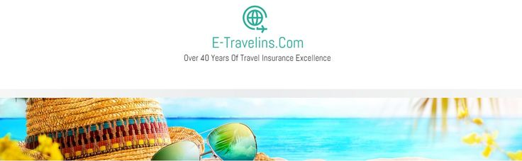E-Travelins.com is a novel online travel insurance platform with having forty years of experience in travel solutions. You can buy online single trip travel insurance plans from our website.https://www.e-travelins.com/
