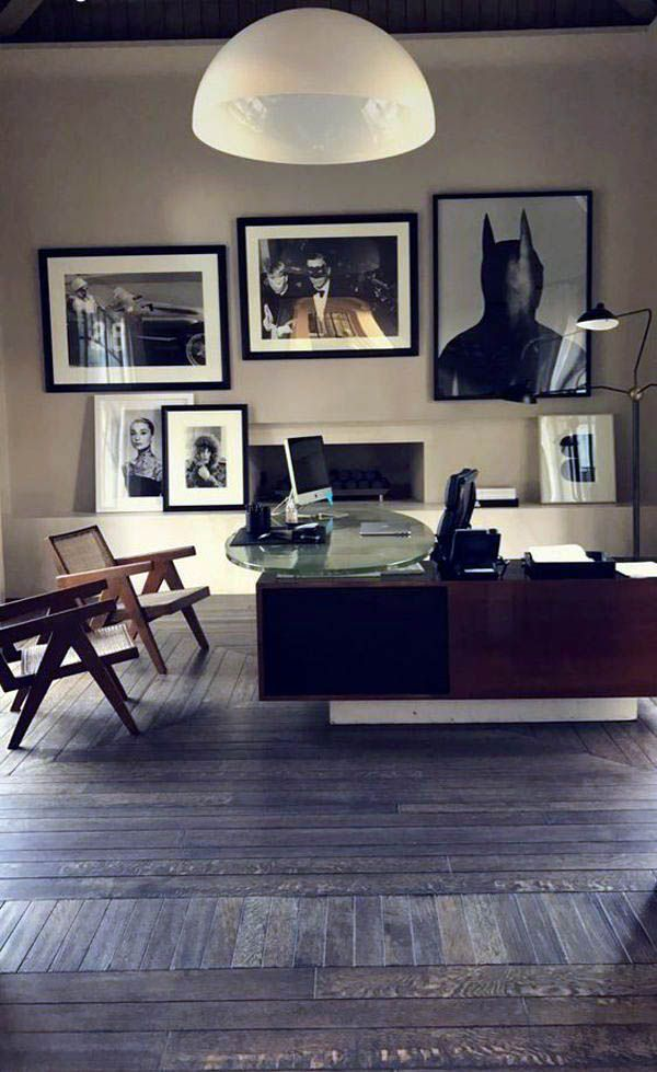 The Best And Easiest Modern Home Office Houzz Only On This Page