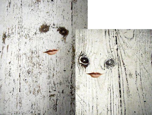 Amandine Alessandra: Graphic Design:   found- objet trouvE