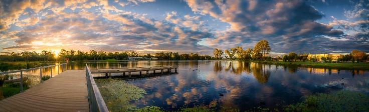 Shepparton Lake Pano 03