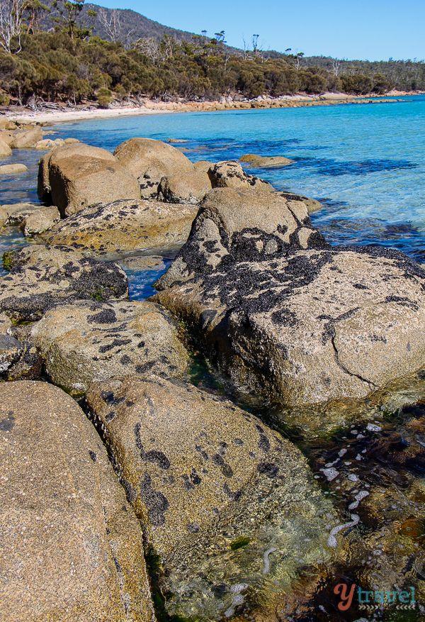 Hazards Beach, Freycinet Peninsula,Tasmania, Australia