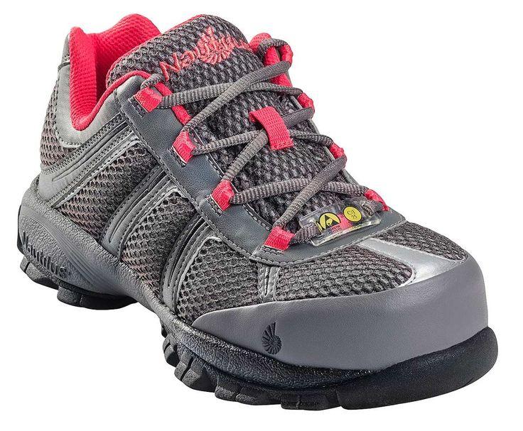 zapato de seguridad nautilus n1393 envio gratis esd