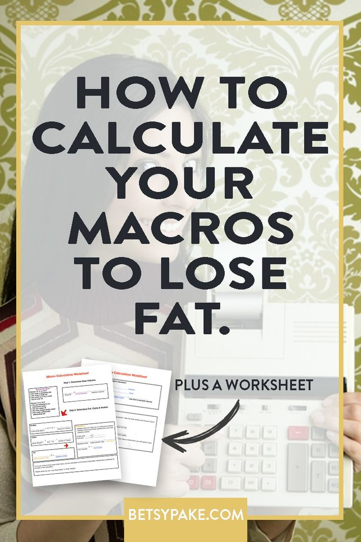 How To Calculate Your Macros To Lean Out. Give an easy breakdown on how to calculate plus a great downloadable worksheet to follow! This makes it so simple!