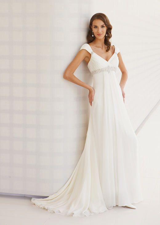 0c8cf65fa5 roman inspired wedding dresses