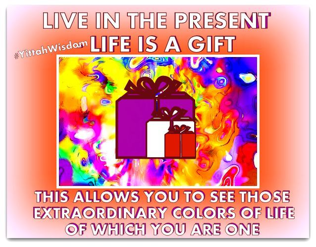 ☺ Enjoy the gift of life ☺