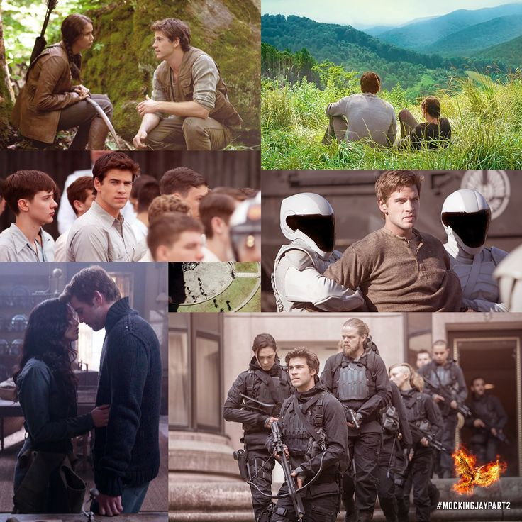 From a hunter in District 12 to a soldier in the Revolution… Gale Hawthorne. #MockingjayPart2