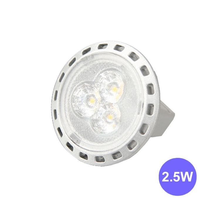 In-Lite Lampu LED Bohlam 2.5 Watt.  - Wattage : 2,5W - Voltage : 12V - Color : Cool Daylight / Interna - Base : GU4 - Dimmable : Non Dimmable - Life Span : Long Life up to 35.000 hours - Harga untuk 1 Lampu.  http://in-lite.id/led-bulb/220-in-lite-lampu-led-bohlam-25-watt.html  #inlite #lampuled #bohlam #lampuhematenergi