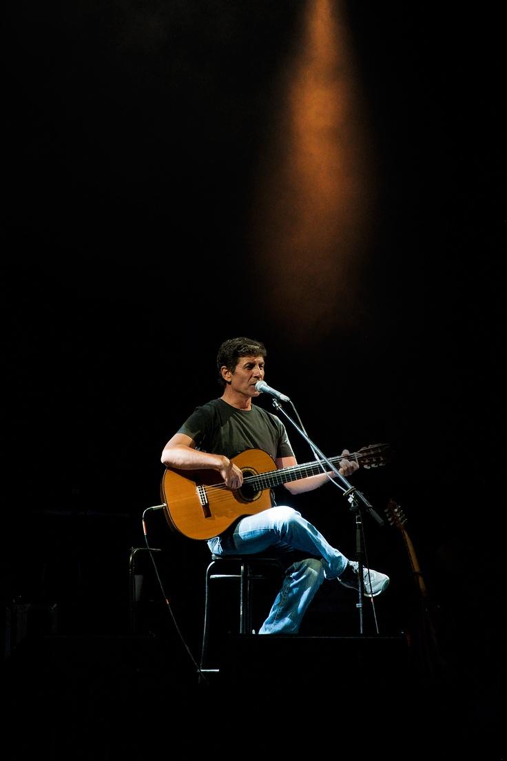 Sokratis Malamas live at Technopoli-Gazi, Athens—29062012