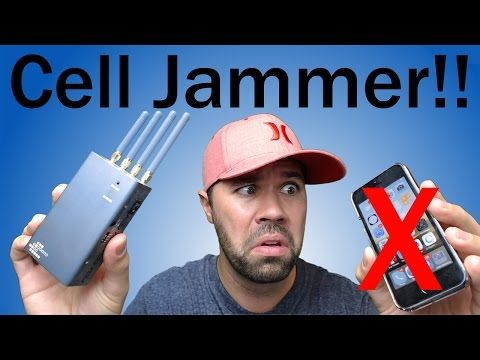 How To Make a Cell Phone Jammer Out of a TV Remote - YouTube
