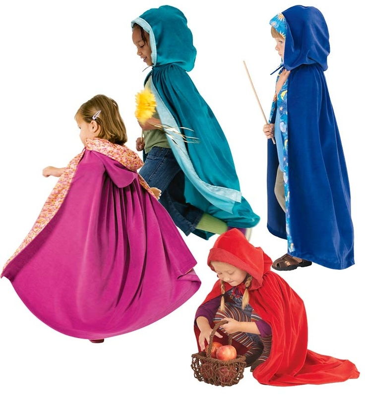 Classic Cloaks, Cloaks For Boys And Girls - Magic Cabin