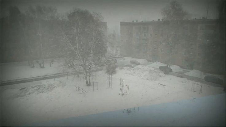 4 АПРЕЛЯ! А где Весна? Снег и мороз в Сибири! Сурово.