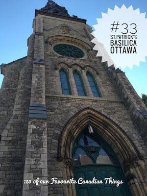Real Man Travels : St.Patrick's Basilica - Ottawa