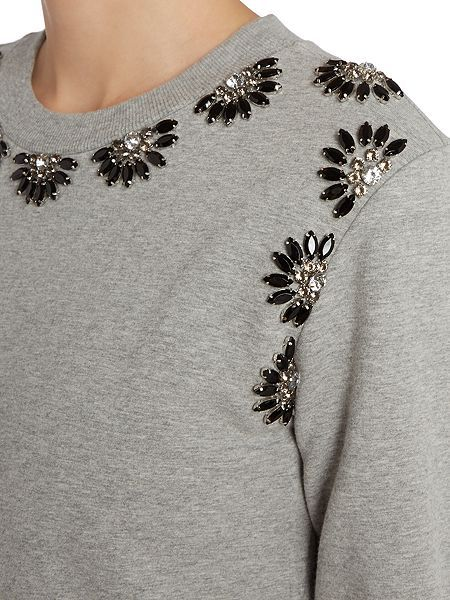 embellished sweaters original - Google Search
