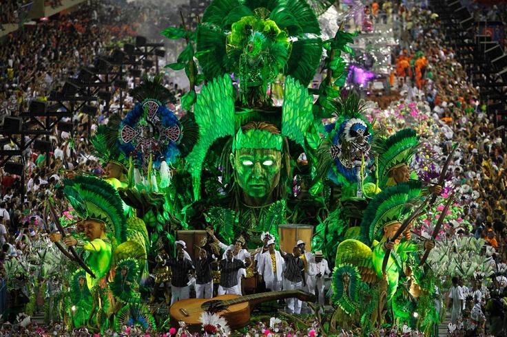 Festival in Brazil