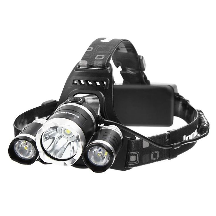 InnoGear 5000 Lumens Max Bright Headlight Headlamp Flashlight Torch LED with ... #InnoGear