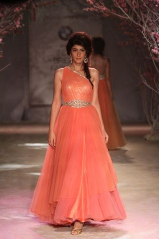 India Bridal Fashion Week 2014  Jyotsna Tiwari #IBFW2014 #IndianCouture