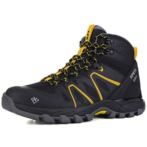 6404dcf08 XPETI Men's Wildfire Mid Waterproof Hiking Boot   Products in 2019 ...