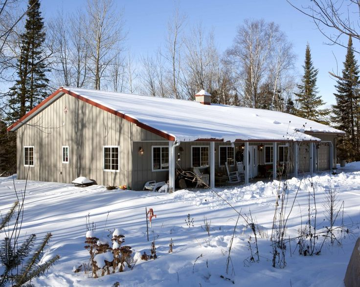 1000 images about casa on pinterest metal homes barn for Morton building with basement