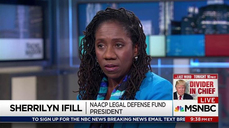 Sherrilyn Ifill, president of the NAACP Legal Defense Fund, talks with Rachel Maddow about how Congress can do more than the bare minimum of tweeting condemnation of racism to address the actual problem with legislation.