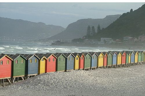 Muizenberg Beach   http://www.capepointroute.co.za/seeit-muizenberg.php