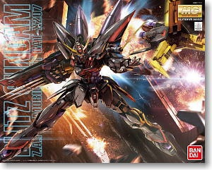 Blitz Gundam (MG) (Gundam Model Kits)