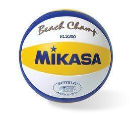 Mikasa Beach Champ Vls300 - Official 2012 London Games Beach Volleyball by Mikasa Sports. Mikasa Beach Champ Vls300 - Official 2012 London Games Beach Volleyball. official.